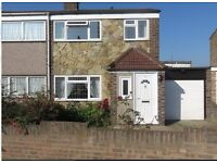 Beautiful 3 Bed House Available In Tilbury RM18..Must See!!!