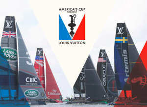 35TH BEMUDA SAILING RACE AMERICAS CUP PACKAGE