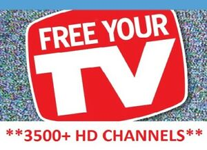 **CANCEL CABLE** NEVER HAVE TO PAY A MONTHLY BILL AGAIN *HD-TV*
