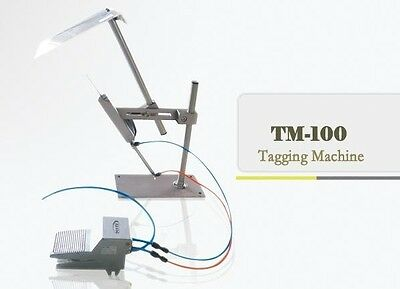 Automatic Tagging Machinetm-100 3 For Socks Carpet Towelsclothing More