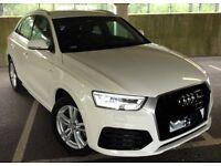 Audi Q3 1.4 S Line S Tronic 5dr (CoD, start/stop)