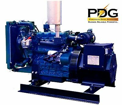18 Kw Diesel Generator Kubota Emergency Standby Genset
