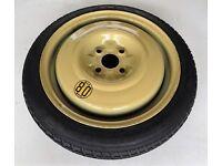 Spare wheel 4x100