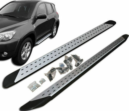 07-13 MDX OE STYLE SIDE STEP BARS ALUMINUM RUNNING Board