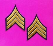Military Rank Patches
