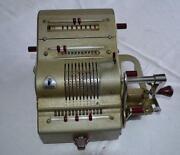 Antike Rechenmaschine
