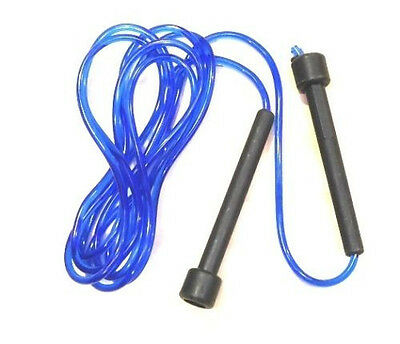Pvc Speed Cardio Skipping Jump Rope Heart Boxing  Mma Sport Gym Fitnes Exercise