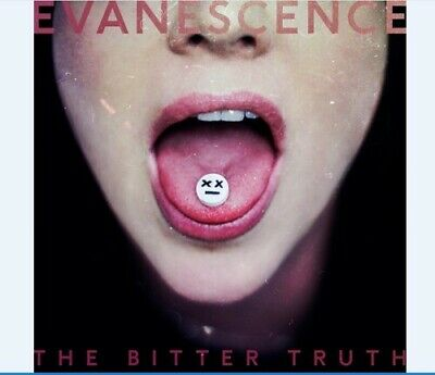 Evanescence - The Bitter Truth [New CD]