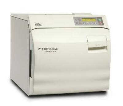 Midmark Ritter M11 Ultraclave Automatic Sterilizer Refurbished