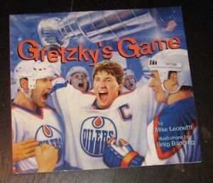 Gretzky's Game-2005 soft cover London Ontario image 1