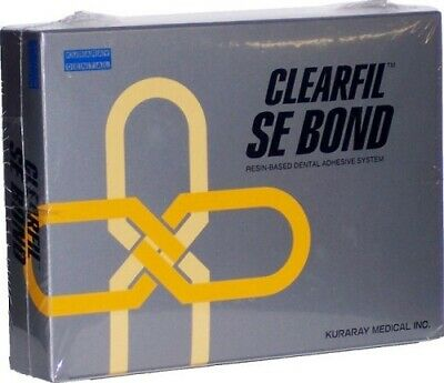 Clearfil Se Bond Kit - 6ml Primer 5ml Bond Acc - Kuraray