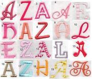Felt Letters