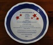 Blueberry Pie Plate