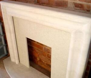 Stone Fireplace Fireplaces Amp Surrounds Ebay