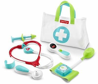 Fisher-Price Medical KitWhite Green and Blue and Red