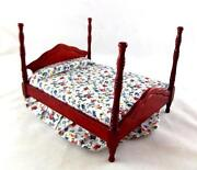 Dolls House Double Bed