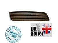 AUDI A3 2008>2012 Front Bumper Grille Without Hole RH Right Drivers