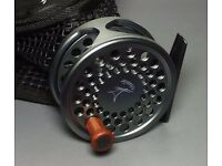 Brand new Vosseler RC2 Reel in the rare full gunmetal finish. A brilliantly engineered reel.