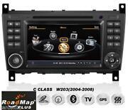 Mercedes W203 Navigation