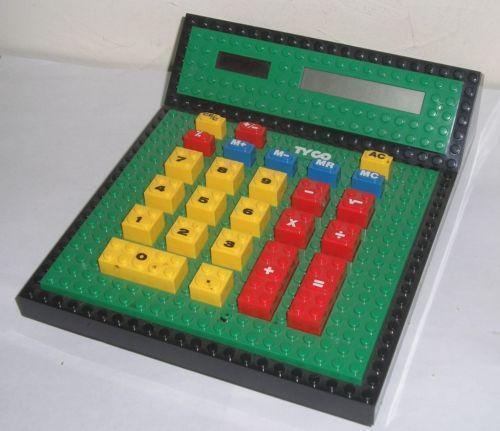 Tyco Lego Ebay