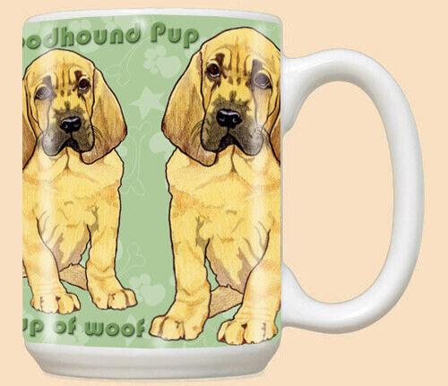 Bloodhound Ceramic Coffee Mug Tea Cup 15 oz