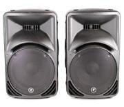 mackie srm1801 speakers monitors ebay. Black Bedroom Furniture Sets. Home Design Ideas