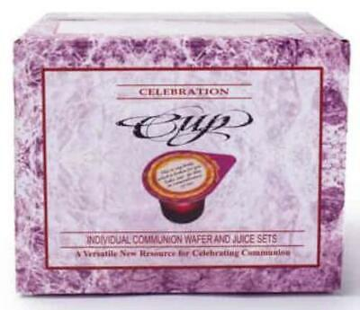 Celebration Prefilled Communion Cups (100 count)
