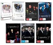 Spooks DVD