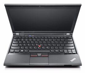 Lenovo X230 Intel i5-3320m 8G 240GB SSD 12″ Webcam Win 10 Pro