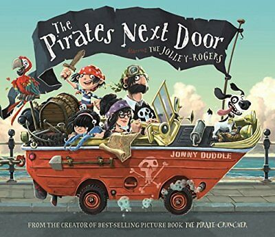 The Pirates Next Door (Jonny Duddle), Jonny Duddle Book The Cheap Fast Free Post