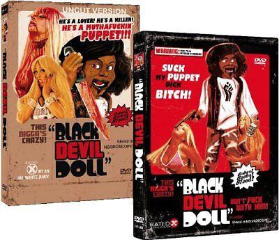 Black Devil Doll ( Horror-Thriller UNCUT ) - Heather Murphy, Natasha Talonz NEU