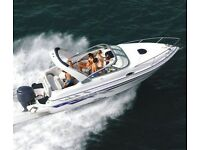 Fantastic Motor Boat with large cuddy cabin