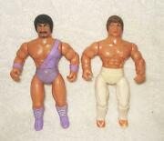 Remco Action Figures