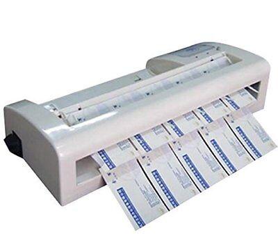 Automatic Business Card Cutter Binding Machine Electric Cutter 9054mm 110v