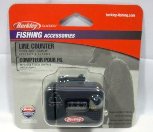 Fishing line counter ebay for Fishing line counter