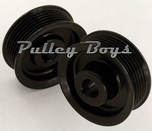 Eaton Supercharger Pulleys: Magnacharger Pulley