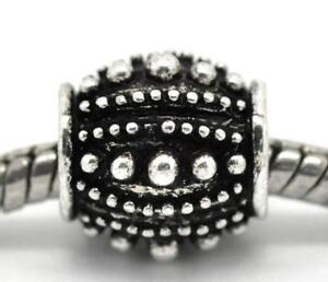 Best Selling in Silver Spacer Beads
