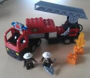 Duplo Fire Engine
