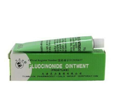 2pcs Fluocinonide Ointment Skin-Cream dermatitis Eczematoid Psoriasis Eczema