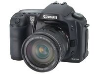 For sale my Canon EOS D10 Digital SLR