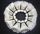 GOOSE Feather Badminton Shuttlecocks