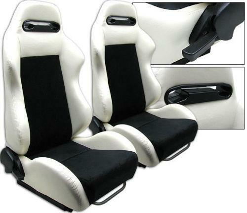 Mustang Cobra Racing Seats Ebay