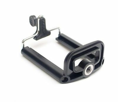 Mobile Phone Camera Bracket holder tripod Stand Clip Mount for iPhone 6 / 6 Plus