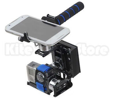 GoPro 3 Axis Hand Brushless Gimbal Camera Stablizer Mount Motor Alexmos Control