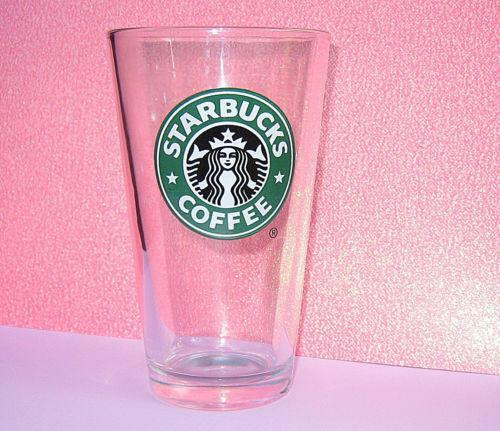 Starbucks Glass Ebay