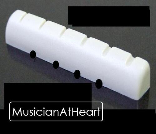 MusicianAtHeart NO GLUE BONE NUT made for GRETSCH Guitar