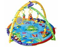 Lamaze Pond Symphony Motion Gym Excellent Condition