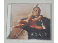 MUSIC CD ALBUM BORN AGAIN THE NOTORIOUS B.I.G 18 TRACKS RAP HIP-HOP R&B BIGGIE.*