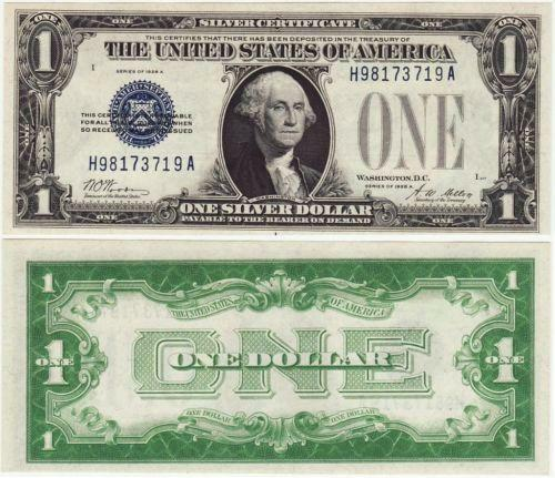 1928 One Dollar Bill | eBay