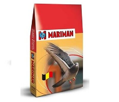 Versele Laga Mariman Breeding Super Power 25kg Pigeon Corn Food Feed